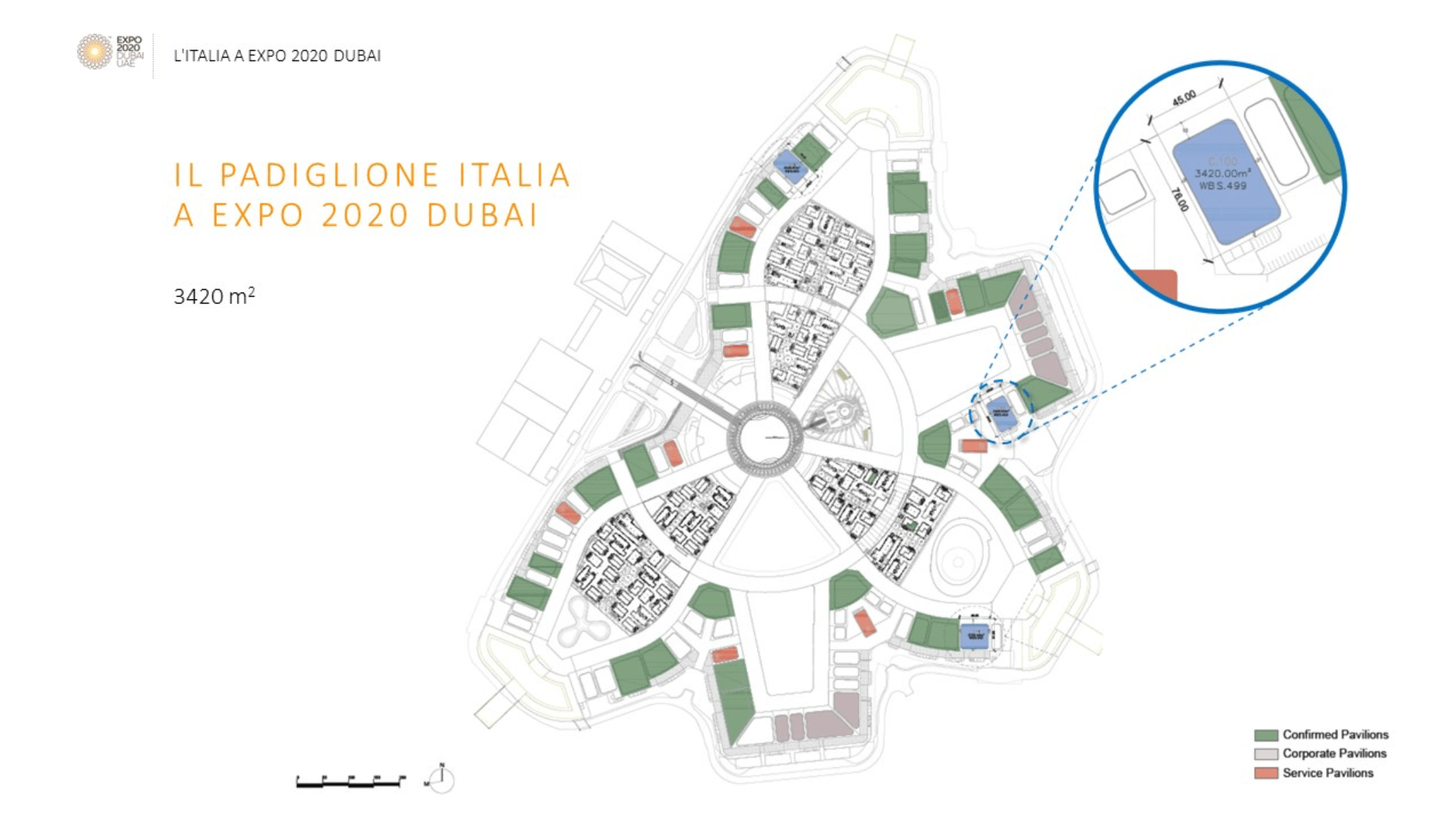 Calendario Eventi Expo 2020.Le Opportunita Ita For Expo 2020